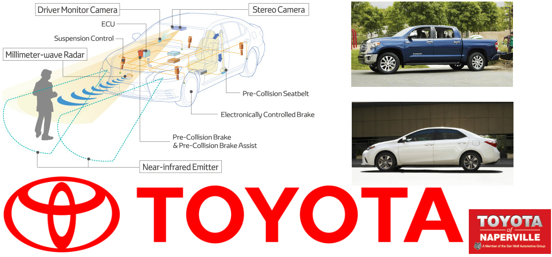 Toyota safety equipment